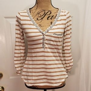 Postmark Striped Shirt